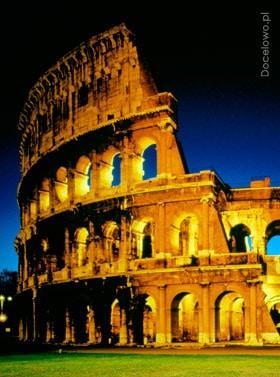 Rzym - Koloseum