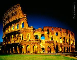 Rzym - zabytki - Koloseum