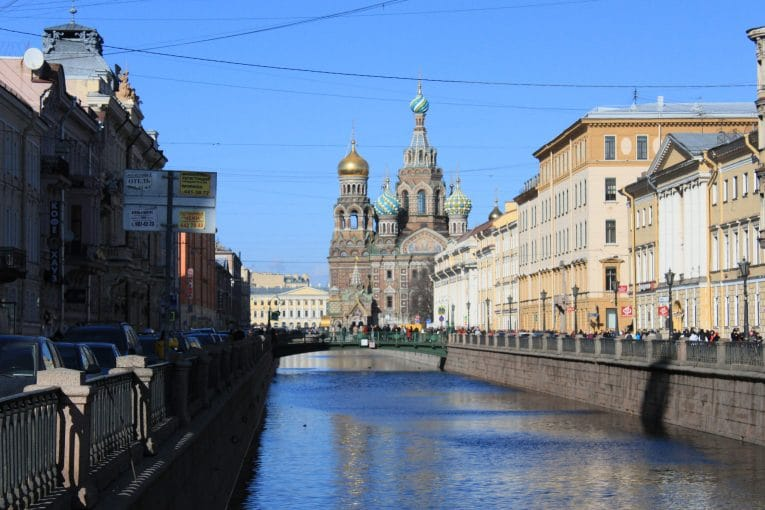 Sankt Petersburg, Rosja