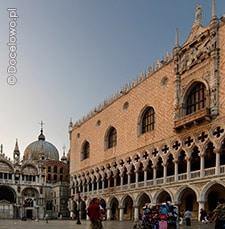 Pałac Dożów - Wenecja - zabytki