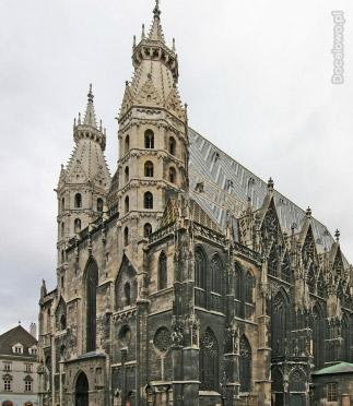 Katedra św. Stefana - zabytki Wiednia