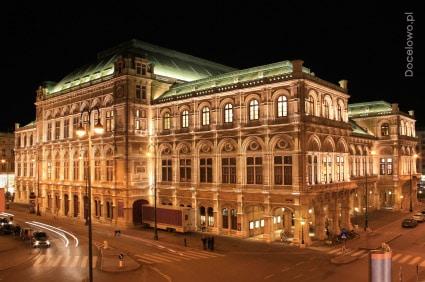 Opera w Wiedniu - zabytki