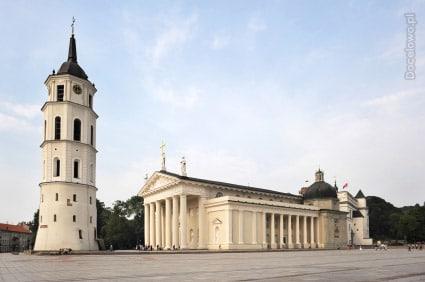 Katedra św. Stanisława - Wilno - zabytki
